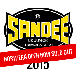 SANDEE UK Junior Championships 2015