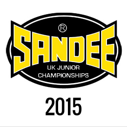 SANDEE UK Junior Championships 2015