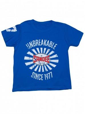NEW Sandee 2017 Unbreakable Royal Blue Kids T-Shirt