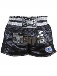 Sandee Black/Carbon/Silver Supernatural Power Shorts
