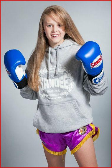 Chantelle Tippett Boxer
