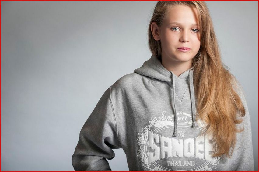 Chantelle Tippett SANDEE Hoody