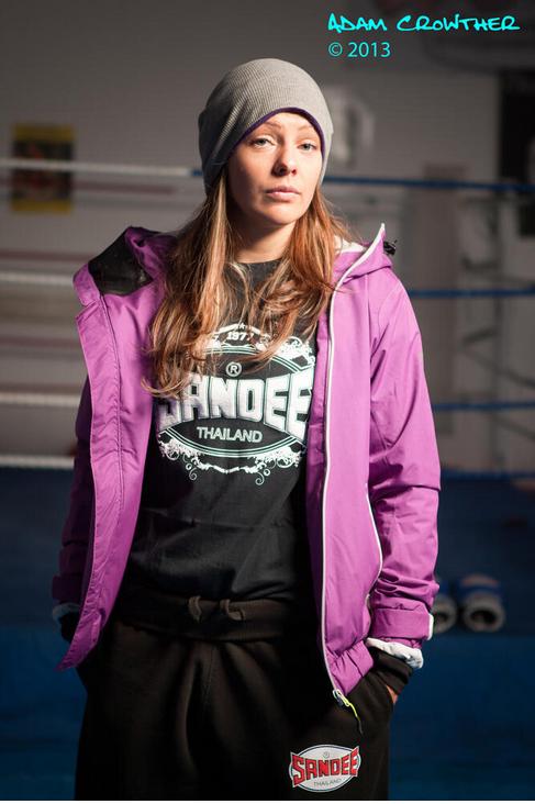 Joanne Calderwood BT Sport