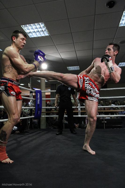 Daitan Jackson Muay Thai