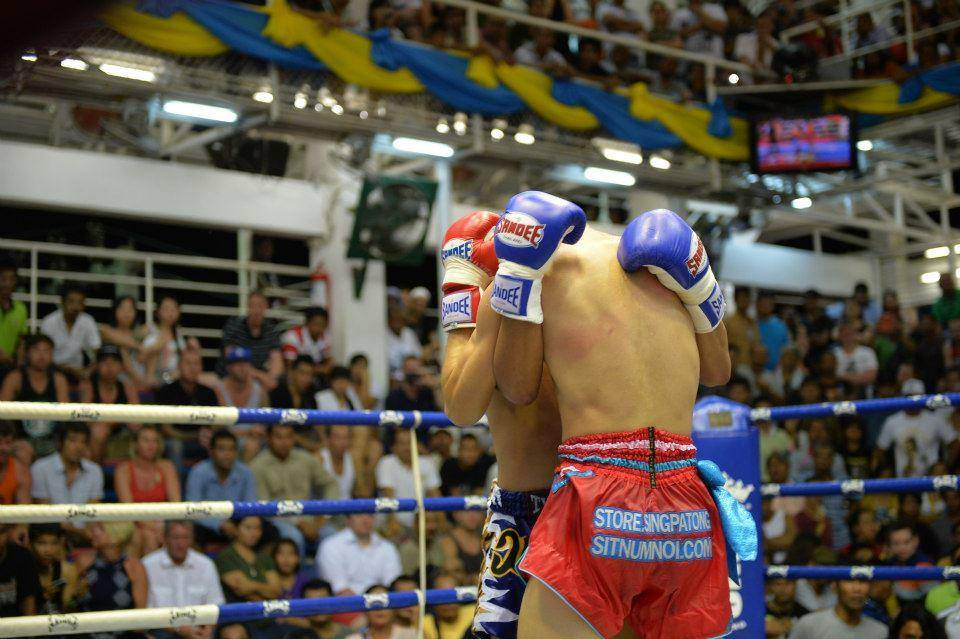 Muay Thai at Bangla Stadium