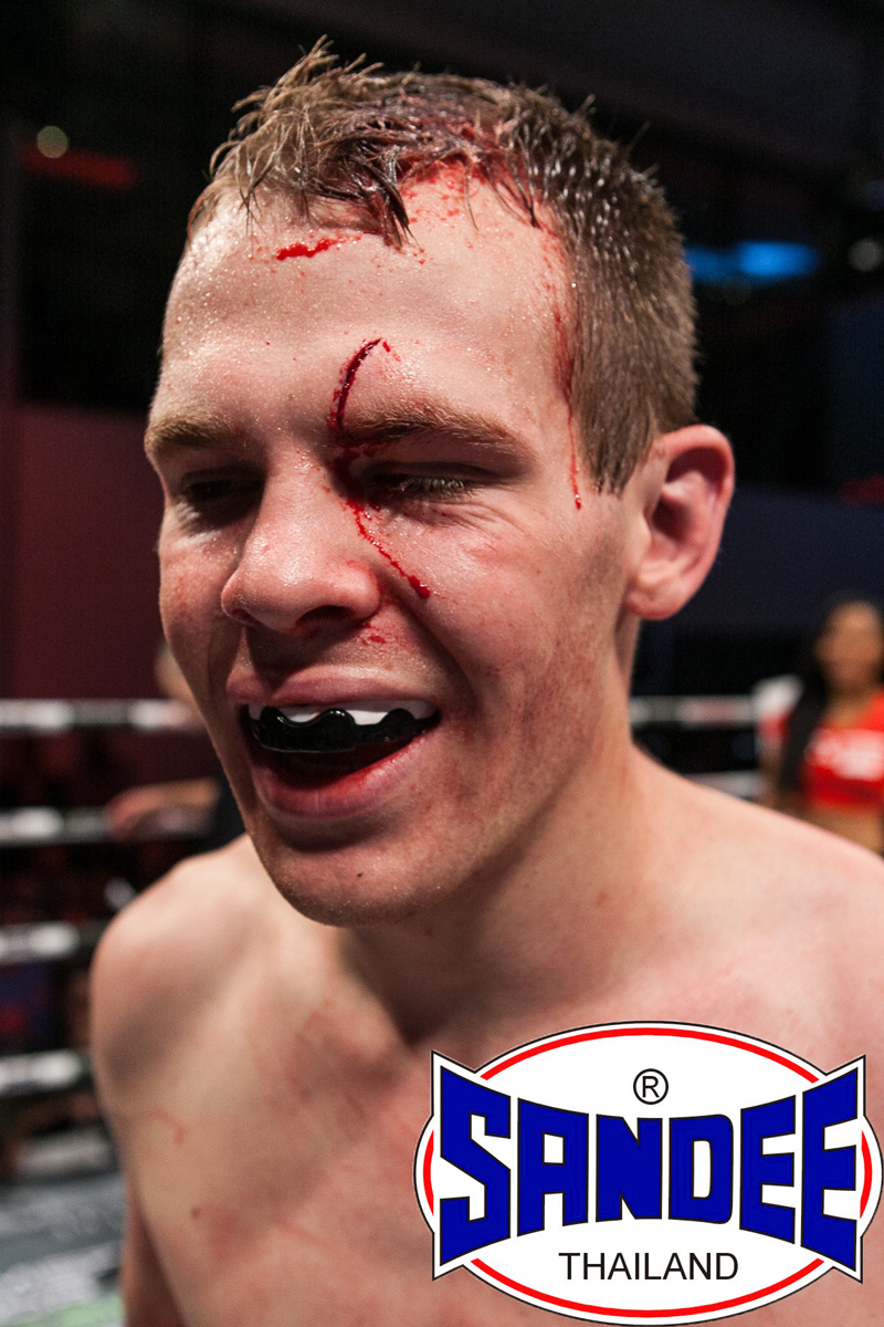 Andrew Lofthouse SANDEE Muay Thai