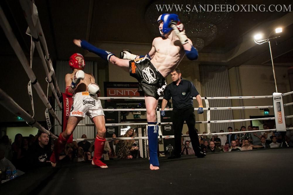 Jordan Williams Muay Thai