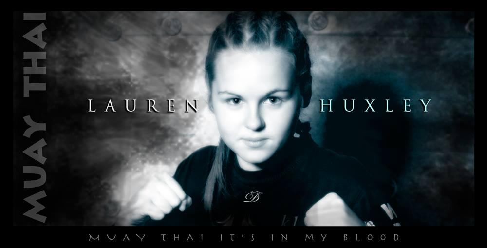 Lauren Huxley WPt Wales Thai Boxing
