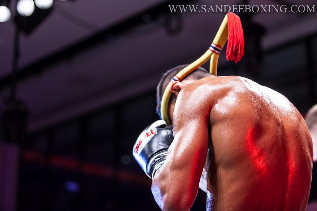 Muay Thai Ram Muay - SANDEE