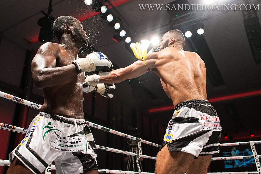 A big Rocky Punch