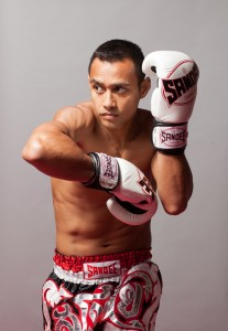Panicos Yusuf Muay Thai Fighter