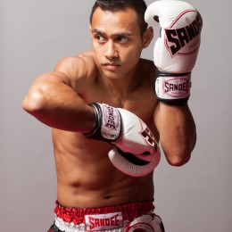 Muay Thai Fighter Panicos Yusuf Joins the SANDEE Pro Fight Team