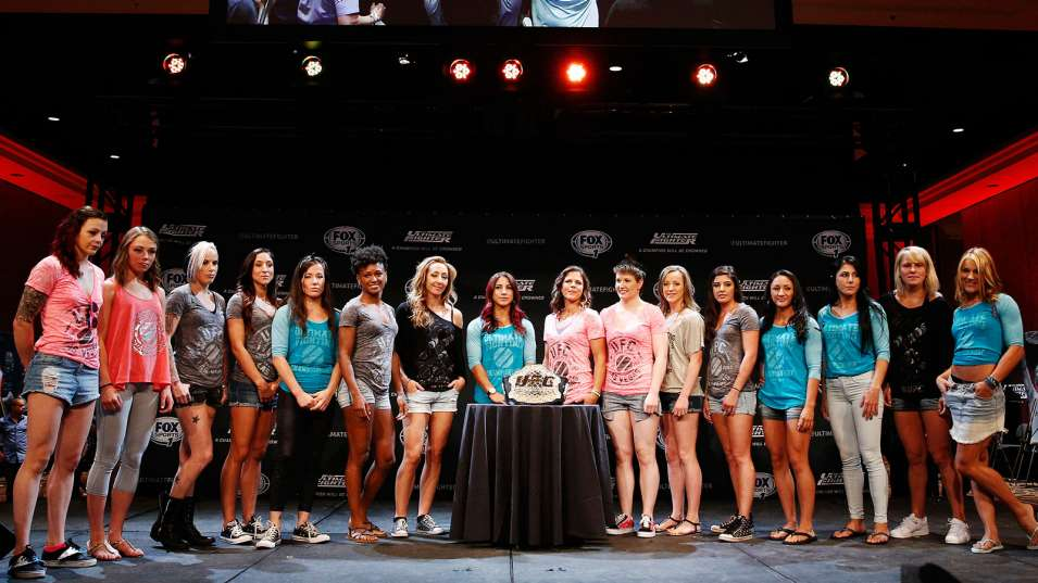UFC Cast of TUF 20