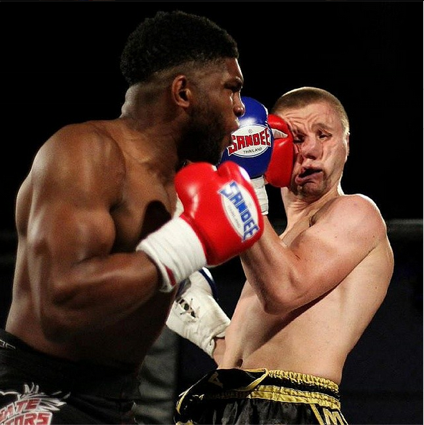 Paul Daley Punch