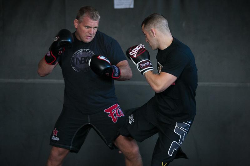 Mike Wilkinson-UFC