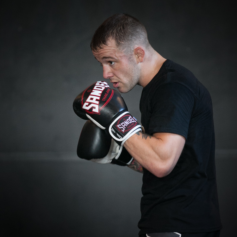 UFC Fighter Mike Wilkinson ready for Niklas Backstrom UFC ...