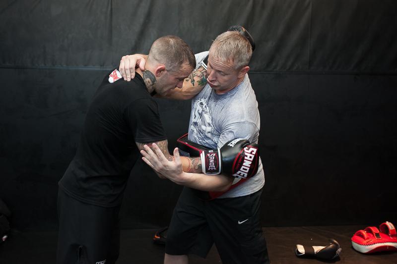 Mike Wilkinson-UFC Darren Morris