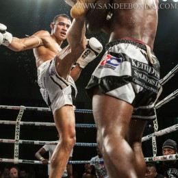 Panicos Yusuf announced for The Main Event