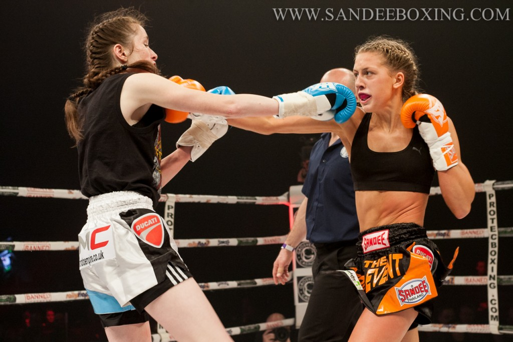 Dakota Ditcheva at the Main Event
