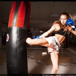 SANDEE Sponsored Fighters set for big night of Muay Thai Boxing at the Main Event