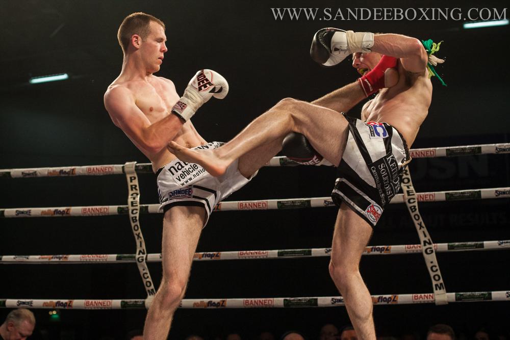 Andrew Lofthouse Muay Thai Boxer