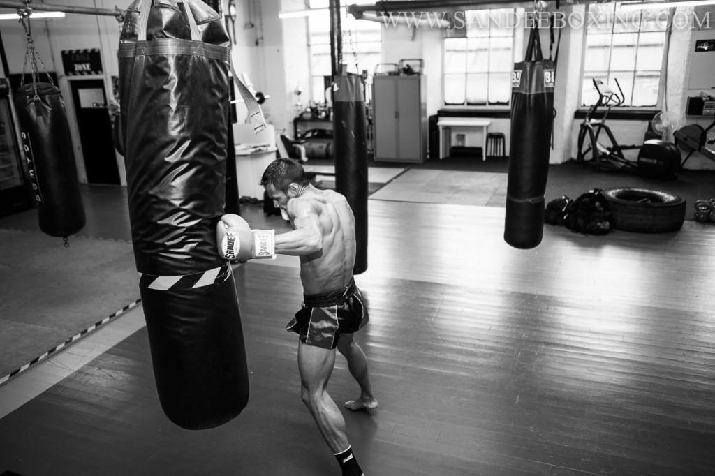 Panicos Yusuf SANDEE Thai Boxer