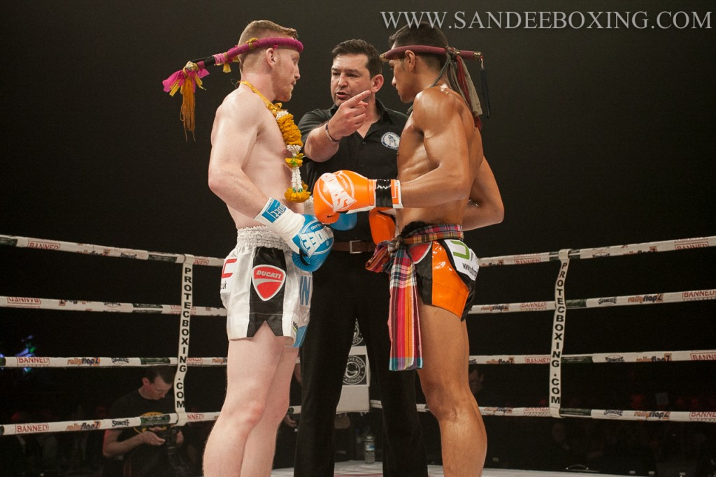 Panicos Yusuf vs Stephen Meleady The Main Event