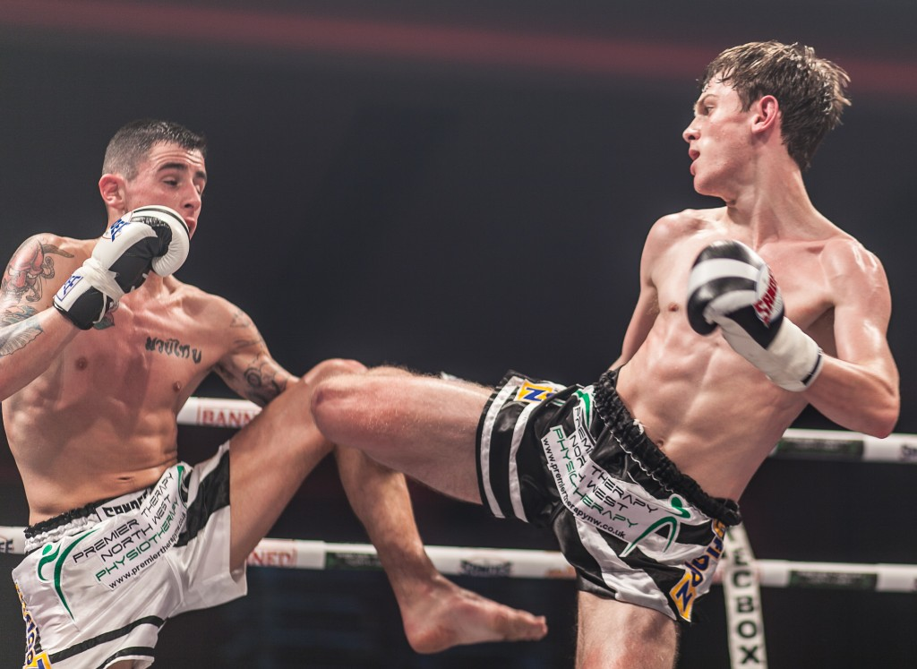 Tyler Liptrott Fight Pic