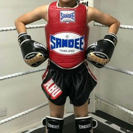 New Junior Sandee Ambassador - Muhammad Abu-Bakr
