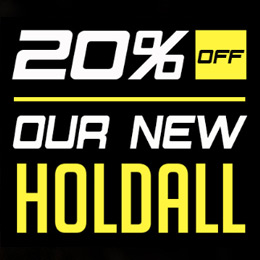 20% OFF our new holdall