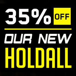 35% OFF our new holdall