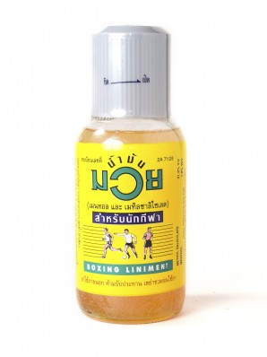 450cc Thai Boxing Linament Oil