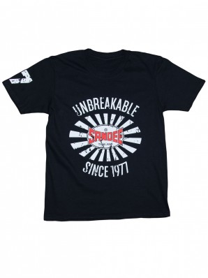 NEW Sandee 2017 Unbreakable Black T-Shirt