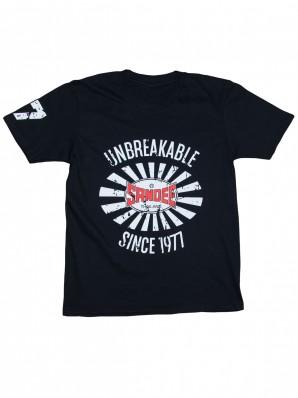 NEW Sandee 2017 Unbreakable Black T-Shirt