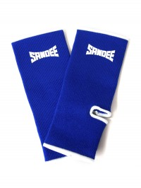 Sandee Premium Blue & White Ankle Supports (pair)
