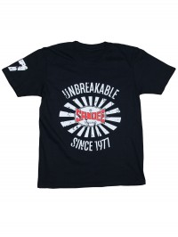 NEW Sandee 2017 Unbreakable Black Kids T-Shirt
