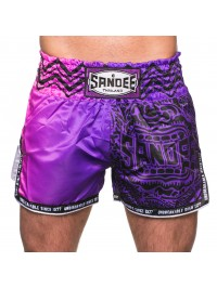 Sandee Warrior Purple/Pink Shorts