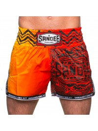 Sandee Warrior Red/Orange Shorts
