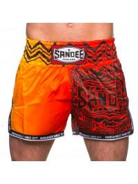 Sandee Warrior Red/Orange Shorts