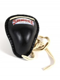 Sandee Black Thai Metal Groin Guard