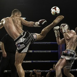 Muay Thai Meets Football - For Our Special World Cup Offer