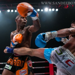 SANDEE Pro Fight Team Secure 4 Wins out of 5 on The Main Event