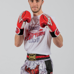 Anthony Deary from Liverpool joins the SANDEE FIGHT TEAM